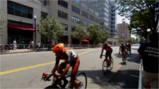 Clarendon Cup bicycle race
